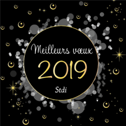 Tous nos vœux pour 2019